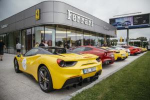 Salony Ferrari w Polsce - Katowice