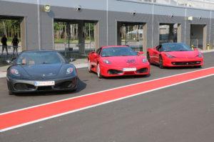 modele Ferrari