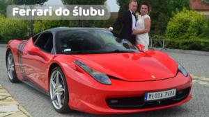 Ferrari i para młoda