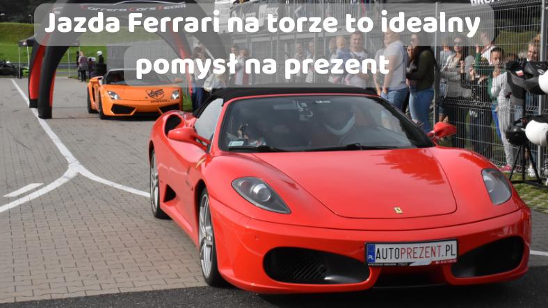 Ferrari na torze