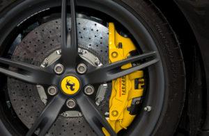 Koło Ferrari