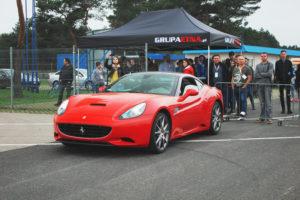 Ferrari California Poznań