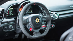 Kierownica Ferrari