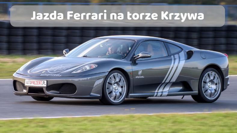 tor krzywa Ferrari