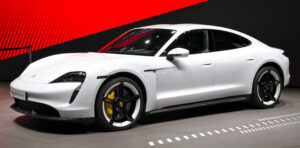 Elektryczne Porsche