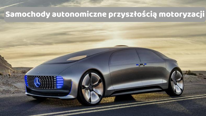 autonomiczne samochody