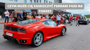 Ferrari F430 na torze